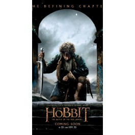 Peter Jackson Hobit 3 Bitka Pet Vojski Extended Edition DVD5