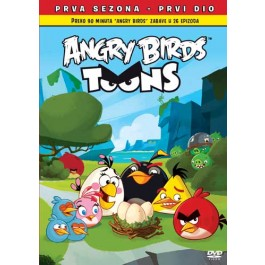 Movie Angry Birds Toons S1 Part 1 DVD