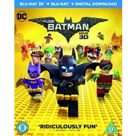 Chris Mckay Lego Batman Film BLU-RAY