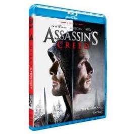 Justin Kurzel Assassins Creed BLU-RAY