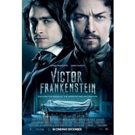 Paul Mcguigan Victor Frankenstein DVD