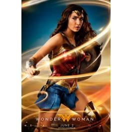 Patty Jenkins Wonder Woman BLU-RAY