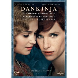 Tom Hooper Dankinja DVD