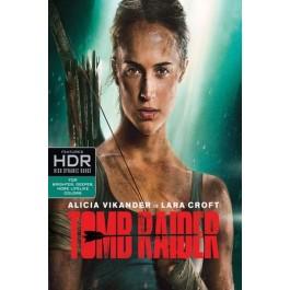 Roar Uthaug Tomb Raider 4K Uhd BLU-RAY