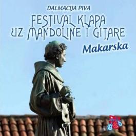 Razni Izvođači Dalmacija Piva Festival Klapa Uz Mandoline I Gitare, Makarska CD/MP3
