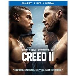 Steven Caple Jr Creed Ii DVD