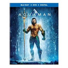 James Wan Aquaman BLU-RAY