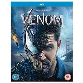 Ruben Fleisher Venom BLU-RAY