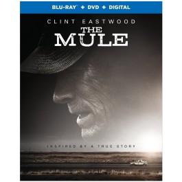 Clint Eastwood Mula BLU-RAY
