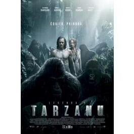 David Yates Legenda O Tarzanu DVD