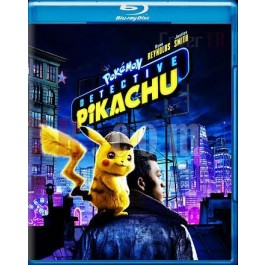 Rob Letterman Pokemon Detektiv Pikachu BLU-RAY