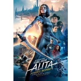 Robert Rodriguez Alita Anđeo Borbe DVD