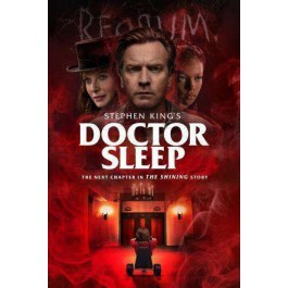 Mike Flanegan Doktor Sleep DVD