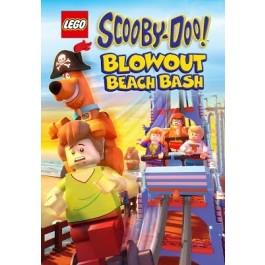 Ethan Spaulding Lego Scooby-Doo Bingo Tulum Na Veseloj Plaži DVD