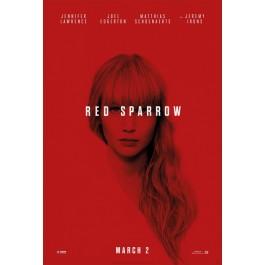 Francis Lawrence Crveni Vrabac DVD