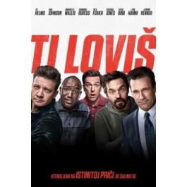 Jeff Tomsic Ti Loviš DVD