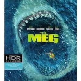 Jon Turteltaub Meg DVD