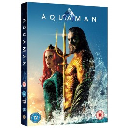 James Wan Aquaman DVD