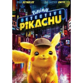 Rob Letterman Pokemon Detektiv Pikachu DVD
