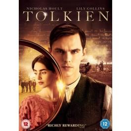 Dome Karukoski Tolkien DVD