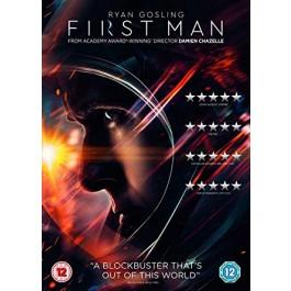 Damien Chazelle Prvi Čovjek DVD