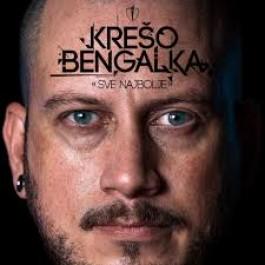 Krešo Bengalka Sve Najbolje CD