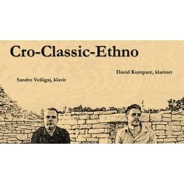 Sandro Vešligaj David Kumpare Cro-Classic-Ethno CD