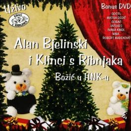 Alan Bjelinski I Klinci S Ribnjaka Božić U Hnk CD+DVD