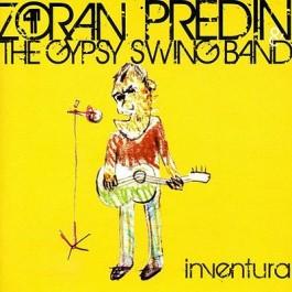 Zoran Predin & The Gypsy Swing Band Inventura CD/MP3