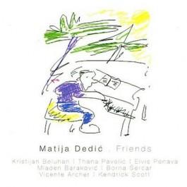 Matija Dedić Friends CD/MP3