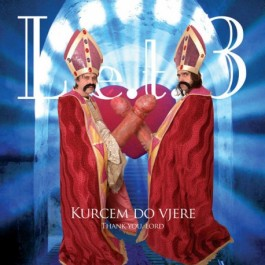 Let 3 Kurcem Do Vjere Thank You, Lord LP+DVD
