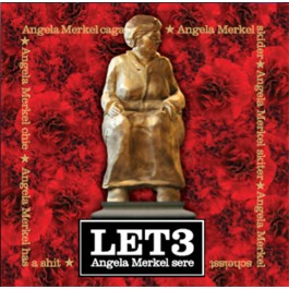 Let 3 Angela Merkel Sere CD/MP3