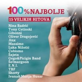 Razni Izvođači 100 Najbolje CD/MP3