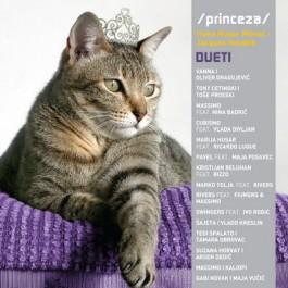 Razni Izvođači Princeza - Dueti CD/MP3