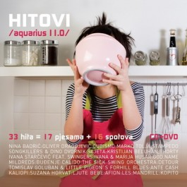 Razni Izvođači Aquarius 11.0 Hitovi CD/MP3