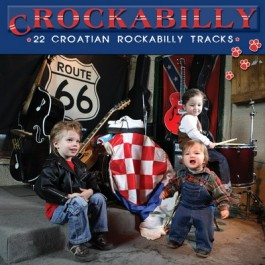 Razni Izvođači Crockabilly CD/MP3