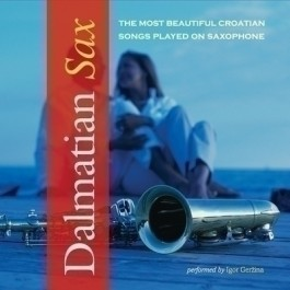 Igor Geržina Dalmatian Sax CD/MP3