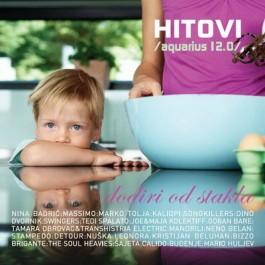 Razni Izvođači Aquarius 12.0 Hitovi CD/MP3