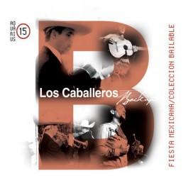 Los Caballeros Backup Fiesta Mexicana, Colecc CD2/MP3