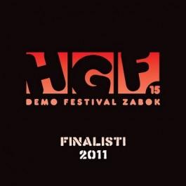 Razni Izvođači 15.hgf- Finalisti 2011 CD/MP3