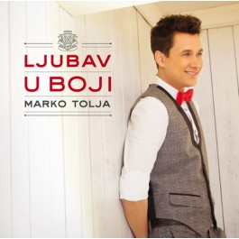 Marko Tolja Ljubav U Boji CD/MP3