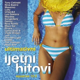 Razni Izvođači Ultimativni Ljetni Hitovi Aquarius 15.0 CD/MP3