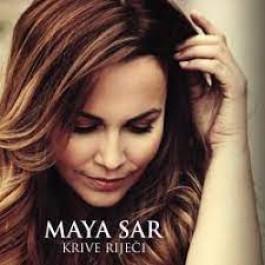 Maya Sar Krive Riječi CD