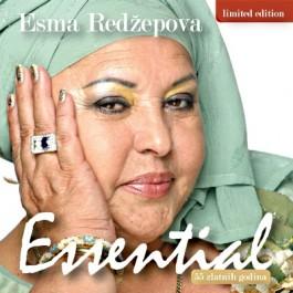 Esma Redžepova Essential CD/MP3