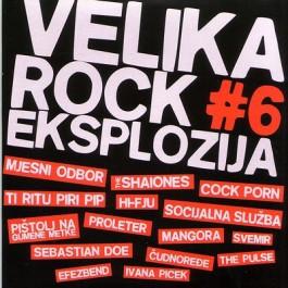 Razni Izvoači 6 Velika Rock Eksplozija 2013 MP3