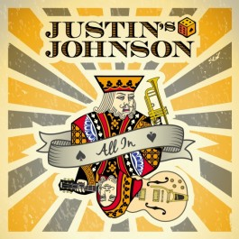 Justins Johnson All In CD/MP3