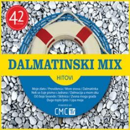 Razni Izvođači Dalmatinski Mix Hitovi CD2