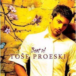 Toše Proeski The Best Of CD