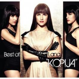 Lana Kopija - The Best Of CD