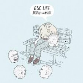 Esc Life Born To Be Mild Silver Vinyl LP